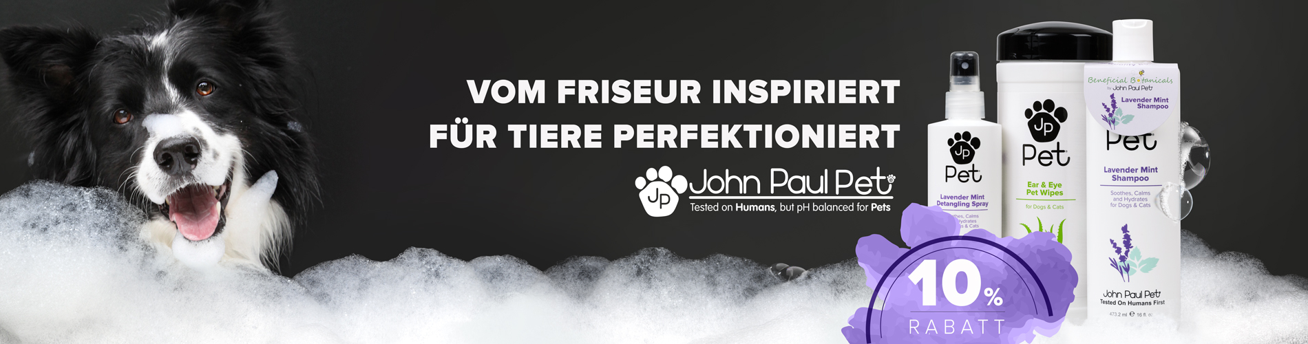 Jean Paul Pet Image Banner