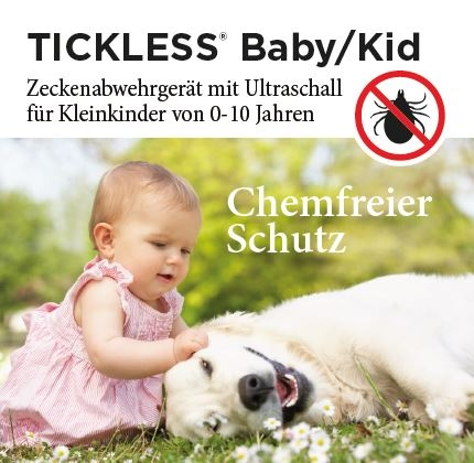 Tickless Flyer Baby/Kid