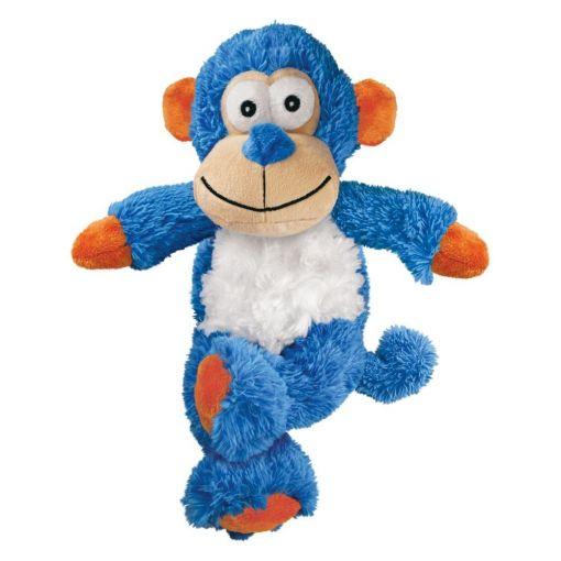 KONG Cross Knots Monkey Small/Medium  blau