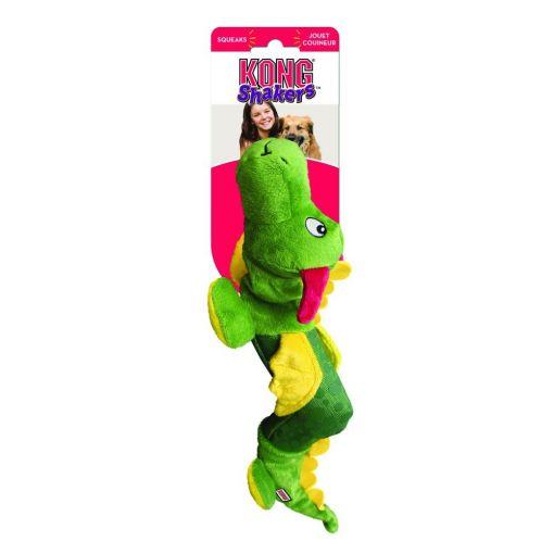 KONG Shakers Dragon Medium/Large, grün