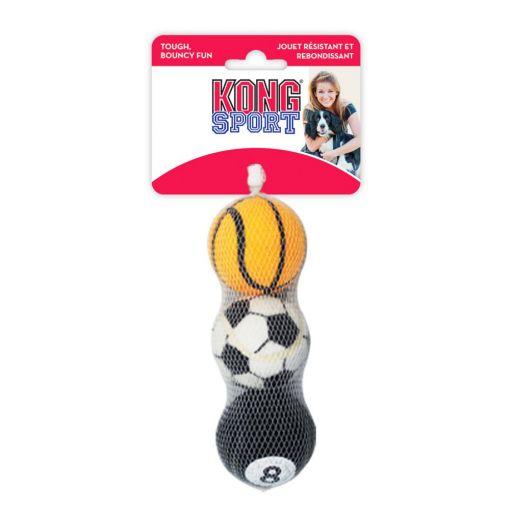 KONG Sport Balls X-Small 3er Pack