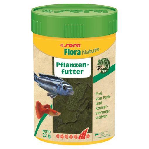 sera Flora Nature 100 ml / 22 g