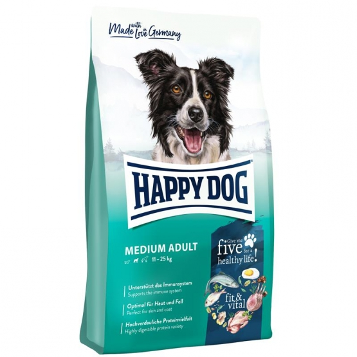 Happy Dog Supreme Fit & Vital Medium Adult 300g