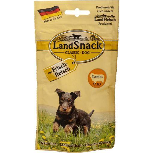 LandSnack Classic Dog Lamm 40g