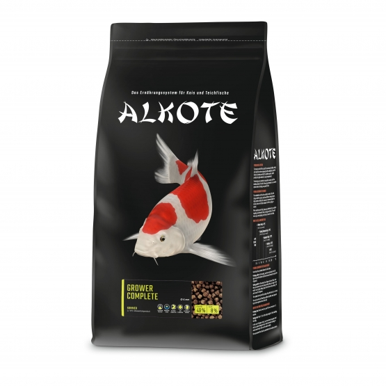 AL-KO-TE Koi Futter Grower Complete 6 mm 3 kg