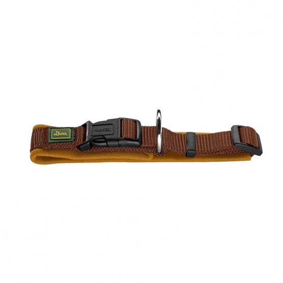 Hunter Halsung Neopren Vario Plus Braun/Caramel 28-30 cm, 15 mm