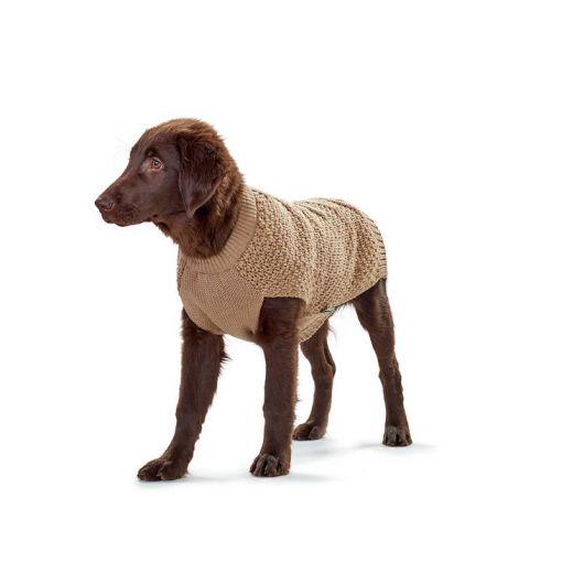 Hunter Hundepullover Malmö beige 25 cm