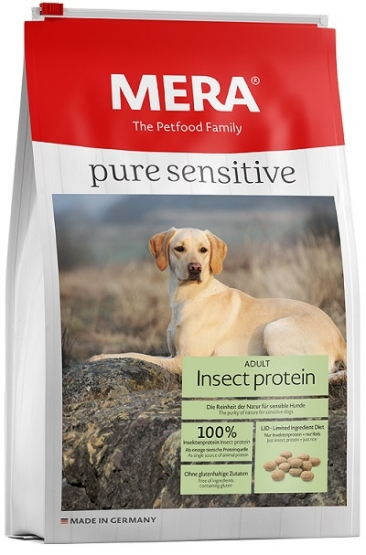 Mera Pure Sensitive Trockenfutter Insect Protein 1kg