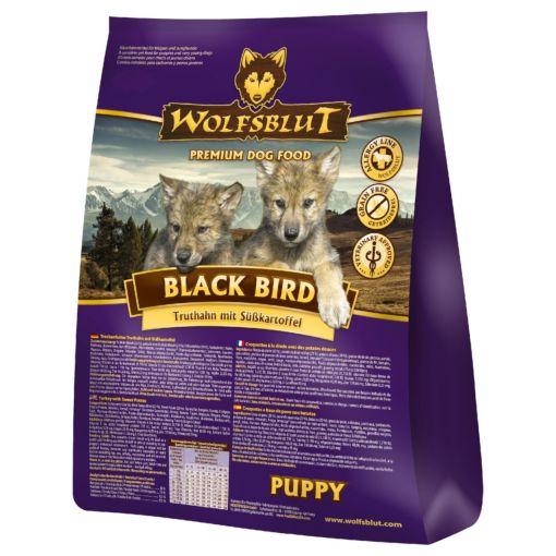 Wolfsblut Black Bird Puppy 500g