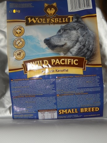 Wolfsblut Wild Pacific Small Breed 2kg