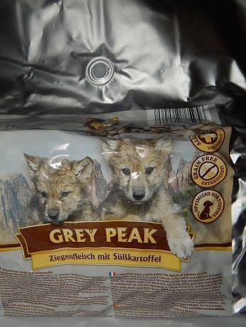 Wolfsblut Grey Peak Puppy 500 g