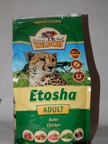 Wildcat Cat Etosha 3 kg