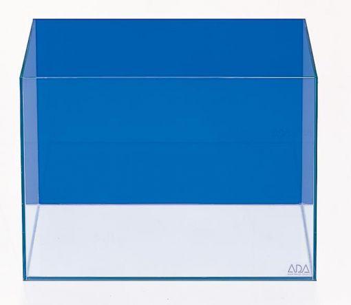 ADA Rückwandfolie Normal 60-P (blau 61x37)