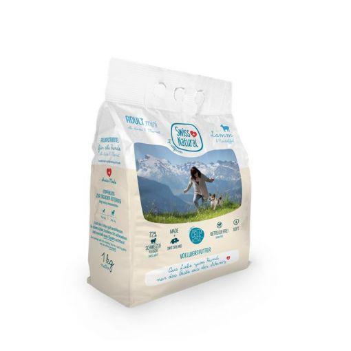 Swiss Natural Soft Adult Mini Lamm 1kg