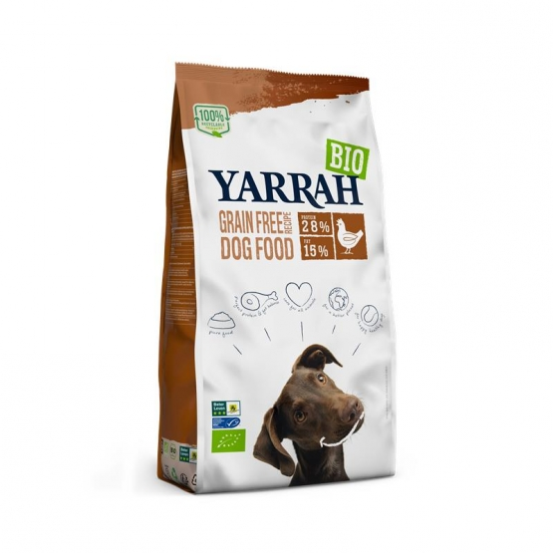 Yarrah Bio Dog GrainFree 2kg