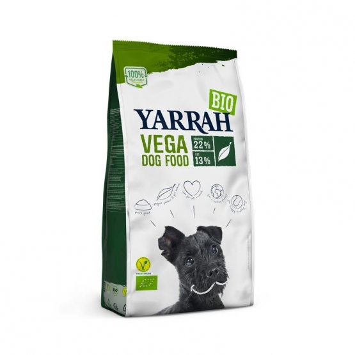 Yarrah Bio Dog vegetarisch 10kg