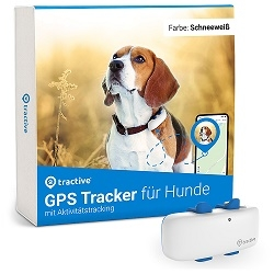 Tractive GPS Tracker 4 LTE Hund