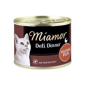 Miamor Dose Deli Dinner Huhn Pur 175 g  (Menge: 12 je Bestelleinheit)
