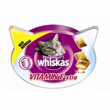 Whiskas Snack Vitamin-E-xtra 50g (Menge: 8 je Bestelleinheit)