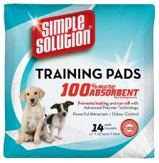 Simple Solution Puppy Training Pads 14 Stück