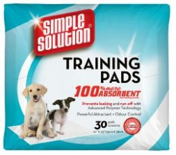 Simple Solution Puppy Training Pads 30 Stück