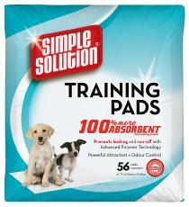 Simple Solution Puppy Training Pads 56 Stück