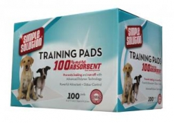 Simple Solution Puppy Training Pads 100 Stück