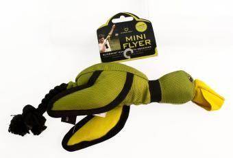 Hyper Pet Flying Duck Green Mini