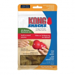 KONG Snack Bacon & Cheese Large, braun