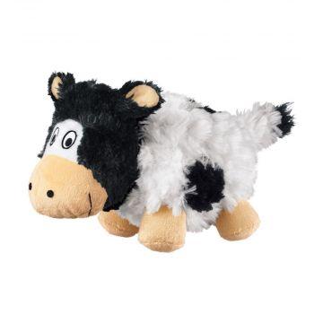 Kong Barnyard Cruncheez Cow Small
