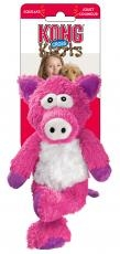 Kong Cross Knots Pig Small/medium
