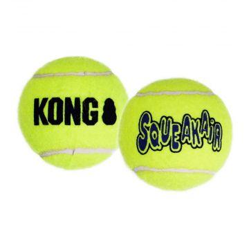 Kong Air Squeaker Tennis Ball Regular