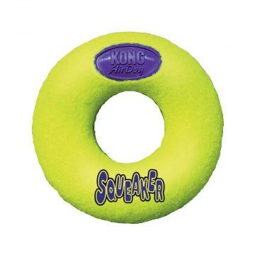 KONG Airdog Squeaker Donut Large