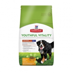 Hills Canine Adult 5+ Youthful Vitality Large  10kg