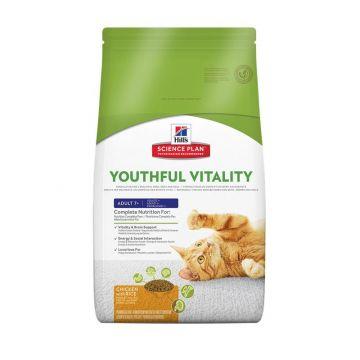 Hills Feline Adult 7+ Youthful Vitality 6kg