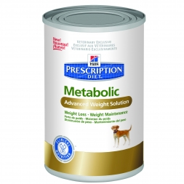 Hills Prescription Diet Canine Metabolic 370kg Dose (Menge: 12 je Bestelleinheit)