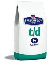Hills Prescription Diet Canine t/d Canine 10KG