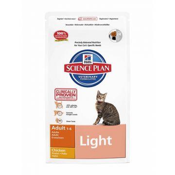Hills Feline Adult Light Huhn 10kg