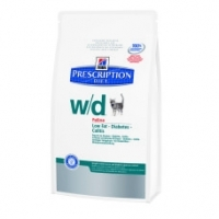 Hills Prescription Diet Feline w/d 5kg
