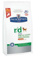 Hills Prescription Diet Canine r/d 12kg