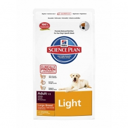 Hills Canine Adult Large Breed Light Huhn  12kg