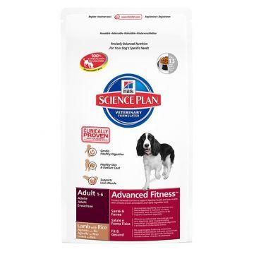 Hills Canine Adult Lamm & Reis Hundefutter 12kg