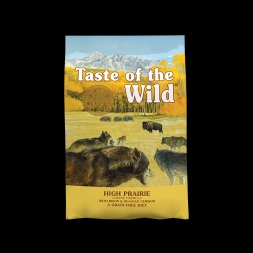 TASTE OF THE WILD High Prairie 13 kg