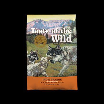 TASTE OF THE WILD High Prairie Puppy Bison 12,2