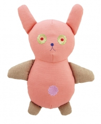 Simply Fido Natural Canvas Big Jill Bunny 33cm