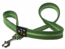 Oscar & Hooch Leine Large 2.5cm x 100cm Apple Green
