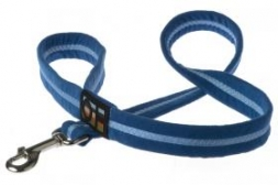 Oscar & Hooch Leine Large 2.5cm x 100cm Royal Blue