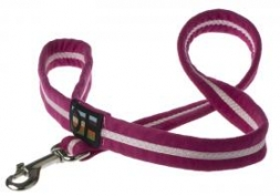 Oscar & Hooch Leine Medium 2.0cm x 100cm Hot Pink