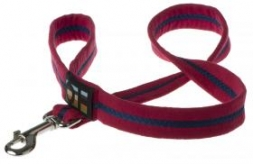 Oscar & Hooch Leine Medium 2.0cm x 100cm Bold Red