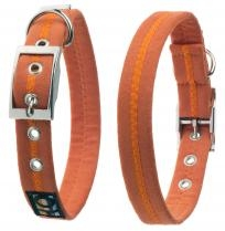 Oscar & Hooch Halsband Größe L 41cm - 51cm Clementine